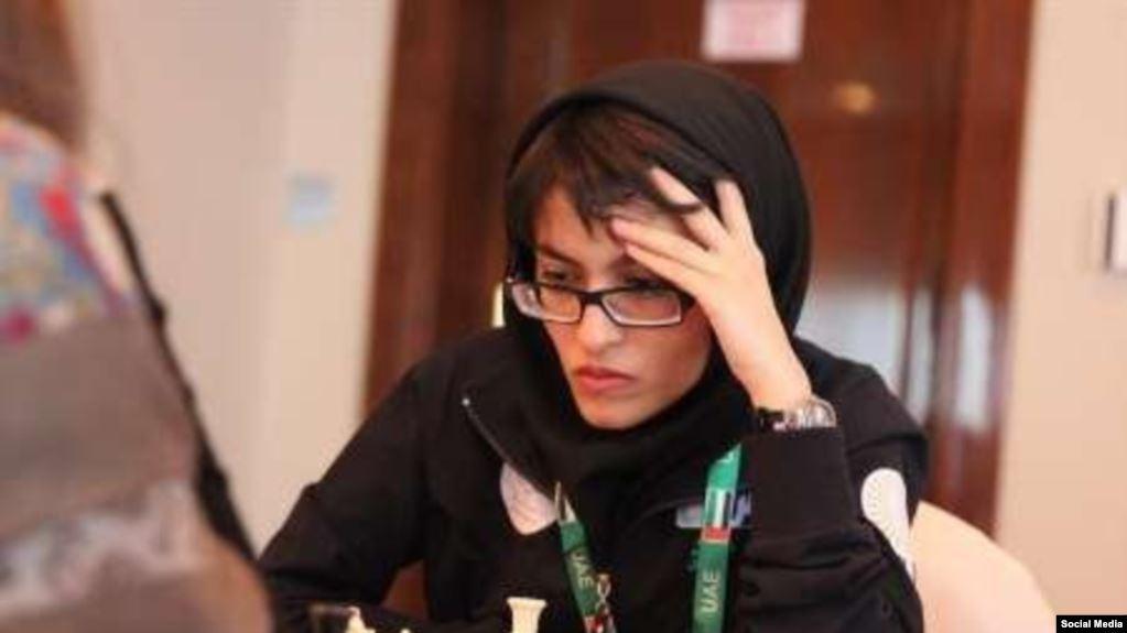 ghazal hakimi échecs iran