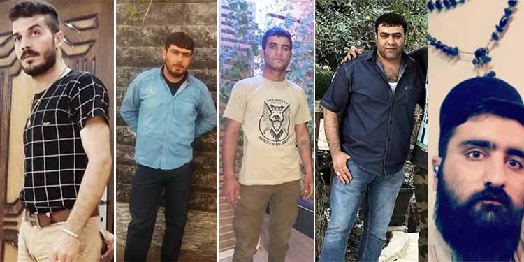 5 manifestants condamnes a mort en iran