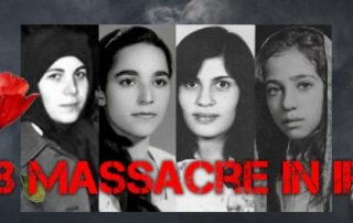1988 massacre iran