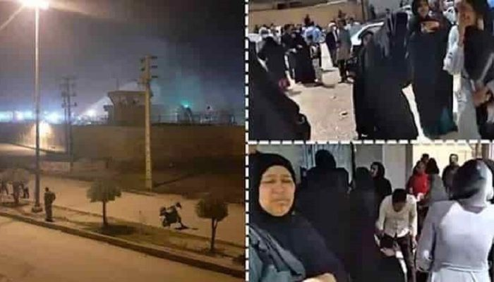 Ahwaz Prison iran