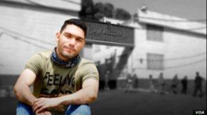 Ali Nourizad, manifestant emprisonné en Iran