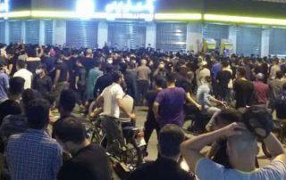 Behbahan Iran protests Jul 16