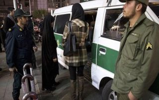 Iran women suppression
