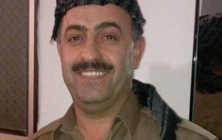Kurdish political prisoner Heidar Ghorbani iran