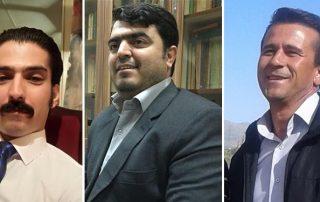 Political prisoners tested positive in Ward 8 of Evin Prison