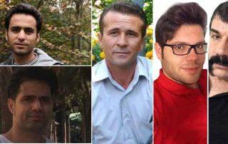 attaques en prison iran