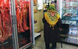 consommation viande iran