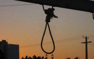 exécution pendaison iran