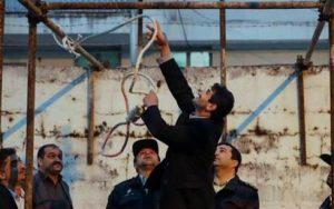execution en iran