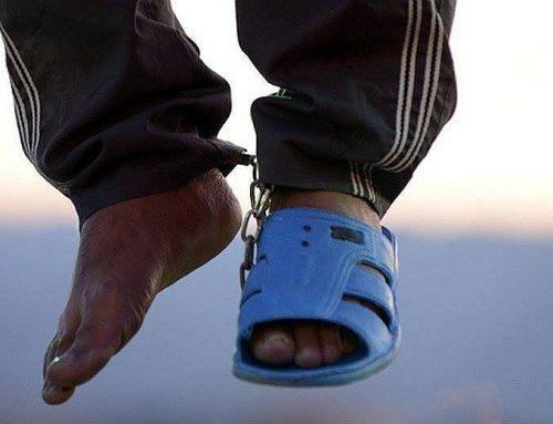 L'Iran : Exécution du prisonnier Mojtaba Tutunchi à la prison de Yazd