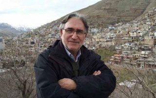 Mohammad Nourizad, dissident emprisonné en Iran