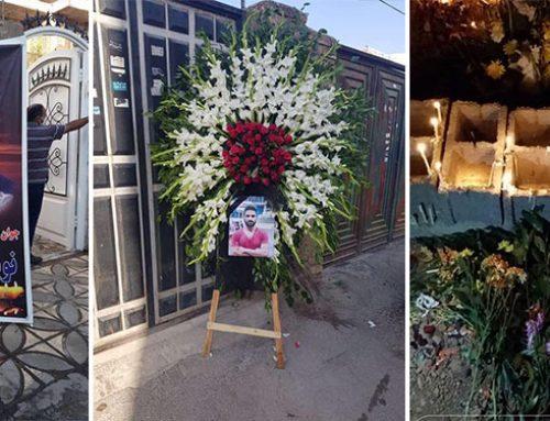 L'ultime message de Navid Afkari à ses supporters avant de mourir