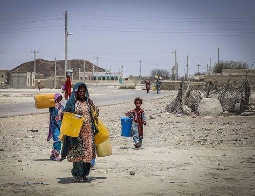 Ce sont les pauvres qui ressentent le plus durement la crise de l'eau