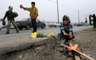 enfants iran pauvreté