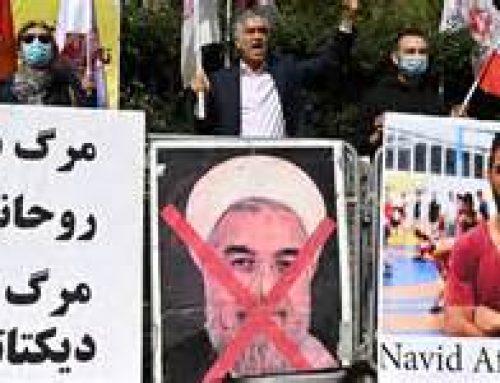 Navid Afkari : La soudaineté de son exécution jette un doute sur la cause de sa mort