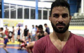 le-prisonnier-dans-le-couloir-de-la-mort-Navid-Afkari-Iran