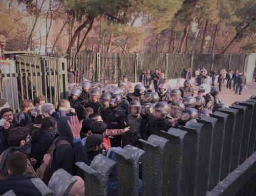 Selon les médias iraniens, les protestations arrivent !