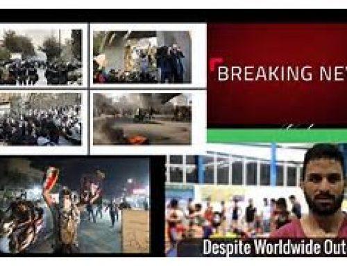 Le peuple ne se taira pas après l'exécution de Navid Afkari