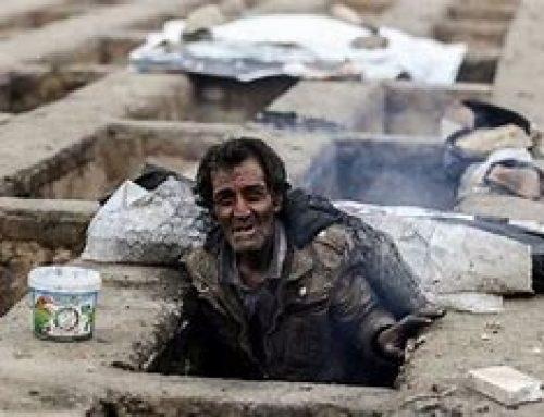 20 millions d'Iraniens vivent dans des « zones sombres »