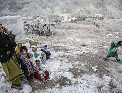 La pauvreté dans la province iranienne du Sistan-Baloutchistan