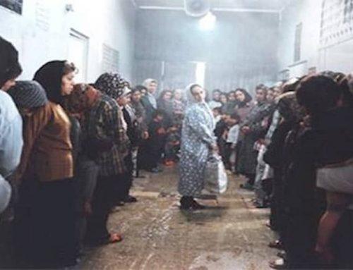 La souffrance des prisonnières politiques en Iran