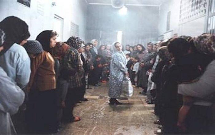prisonnières politiques en Iran