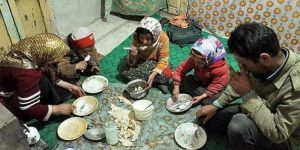 pauvreté absolue en iran