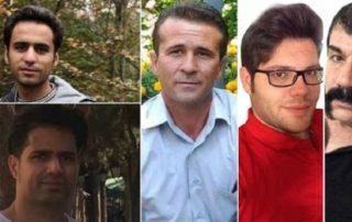 prisonniers iran