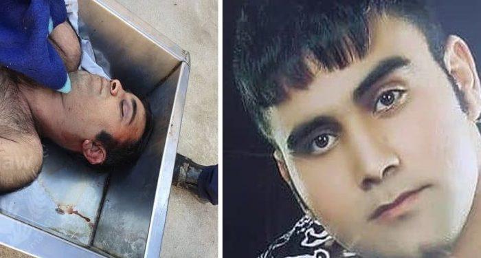Farhad Vosuqi mort sous les tortures des pasdaranstorture-iran