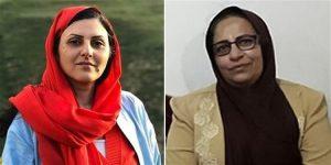 Golrokh-Ebrahimi-Iraee-and-Zahra-Safaei