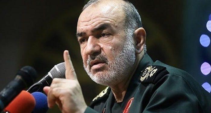 Hossein-Salami-commandant-pasdarans-iran