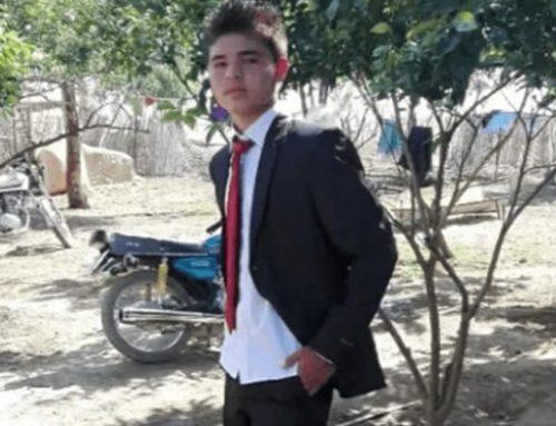 Les gardiens de prison tuent sous la torture un jeune homme de 19 ans