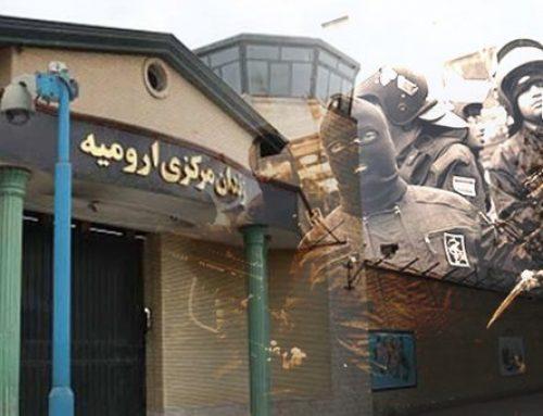 Les gardiens de prison prennent d'assaut les détenus dans une  prison du nord-ouest de l'Iran