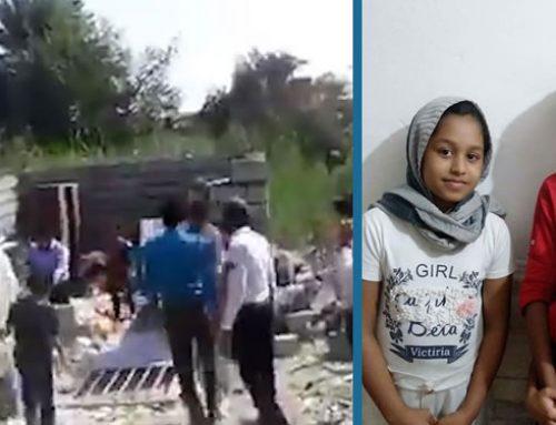 Traitement discriminatoire des pauvres en Iran, une femme s'immole par le feu