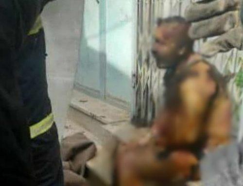 Un travailleur iranien de 45 ans s'immole par le feu en raison de difficultés financières