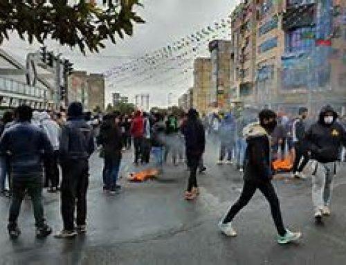 Un an après le soulèvement de novembre 2019