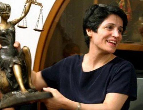 Nasrin Sotoudeh : « Tant de gens comme elle sont en danger »