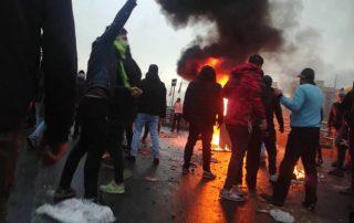 répression manifestations iran