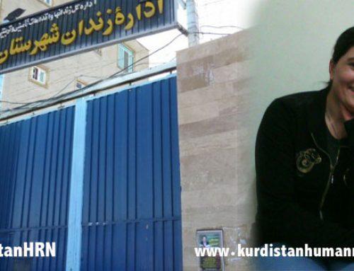 Les effets personnels de Zeynab Jalalian confisqués à la prison de Khoy