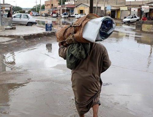 Le sud-ouest de l'Iran souffre d'un manque d'infrastructures contre les inondations