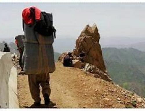 Les forces frontalières iraniennes tuent à nouveau des Koulbars