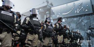 gardes anti émeutes prison qarchak