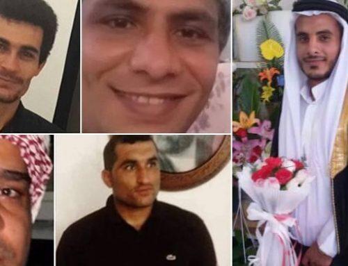 Iran : Cinq prisonniers politiques arabes font une grève de la faim dans la prison d'Ahwaz