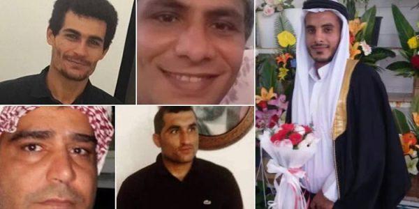 Arab-political-prisoners