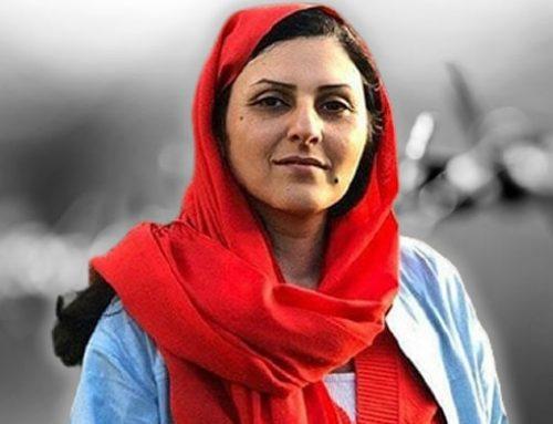 La prisonnière politique Golrokh Ebrahimi Iraee bannie à la prison d'Amol