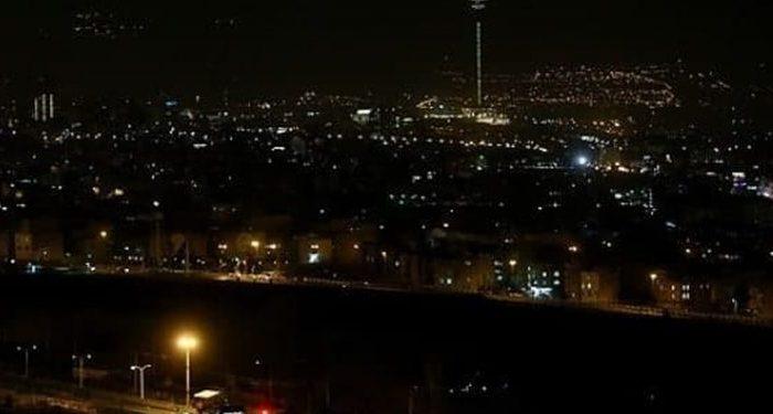 coupures électricité iran