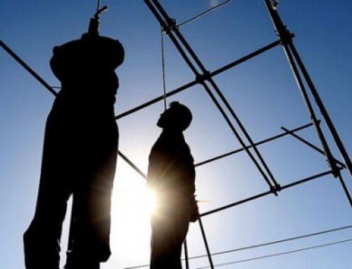 33 exécutions en Iran en l'espace d'un mois