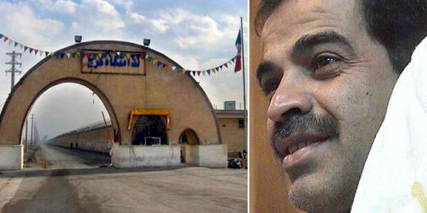 Political-prisoner-Mohammad-Ashtiani-Araghi