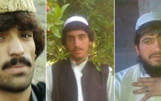 prisonniers balouches pendus en Iran