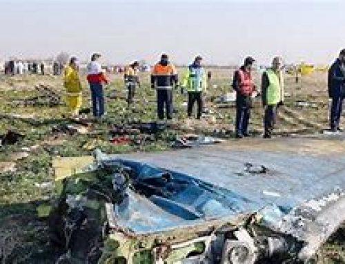 Appel à la justice pour les victimes du crash de l'avion abattu par les pasdarans
